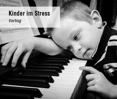 Kinder im Stress Vortrag Anette Frankenberger