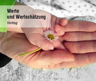 Werte und Wertschätzung Vortrag Anette Frankenberger