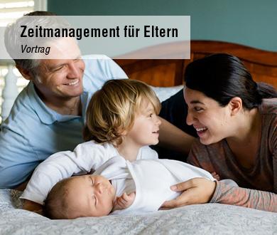 Zeitmanagement für Eltern Vortrag Anette Frankenberger